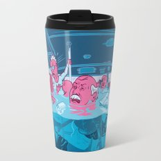 water in the bus Travel Mug