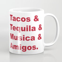 Great Weekends Coffee Mug