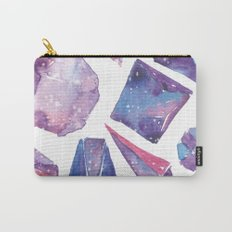 Bright Crystals Carry-All Pouch