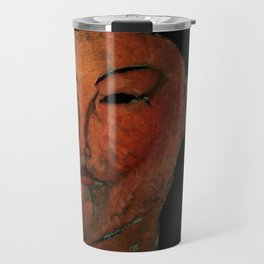 "Amedeo Modigliani ""Beatrice Hastings"" (1915) Travel Mug"