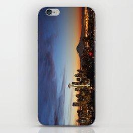Seattle Sunrise iPhone Skin