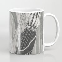 archer Mugs featuring Elf Archer by aurelia-art