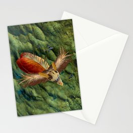 Flying Low Stationery Cards