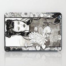 the frog princess iPad Case