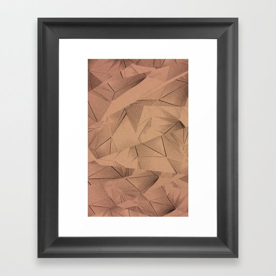 helios oikos (in lincoln) Framed Art Print