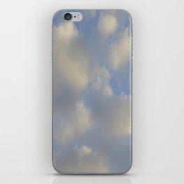 Cloudy Days iPhone Skin