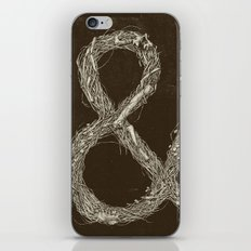 &,&,&: Part 1 iPhone & iPod Skin