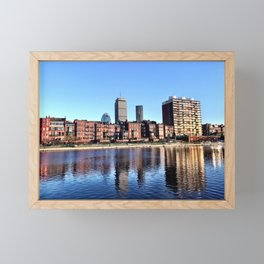 Dreams Along the Esplanade Framed Mini Art Print