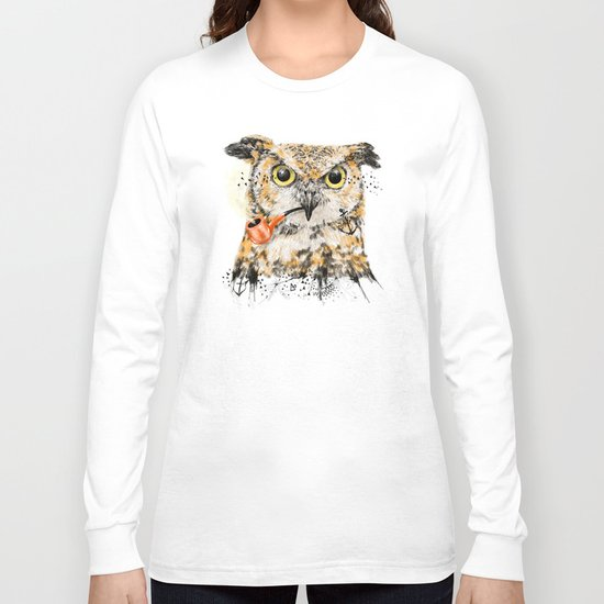 Mr.Owl II Long Sleeve T-shirt