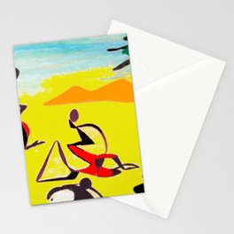 Lipton in East Africa          by Kay Lipton Stationery Cards