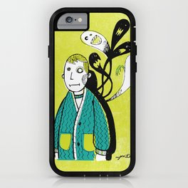 Everybody Has a Ghost or Two iPhone Case
