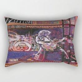 Jimmy Page  Rectangular Pillow