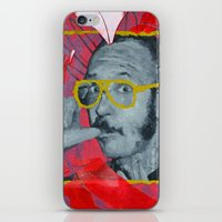 terry fan iPhone & iPod Skins featuring Terry by Dmitry  Buldakov