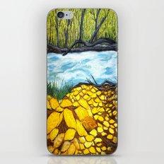 Golden Autumn iPhone & iPod Skin