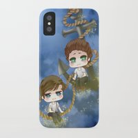 larry stylinson iPhone & iPod Cases featuring Larry Stylinson - Anchor and rope by Yorlenisama