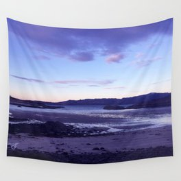 Sunset at  Loch Eil Wall Tapestry
