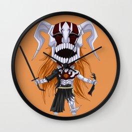 Chibi Hollow ichigo Wall Clock