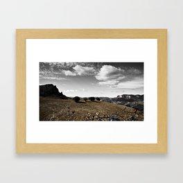 Terra_02 Framed Art Print