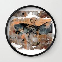 MAYDAY Wall Clock