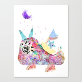 I'll protect for you Canvas Print
