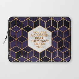 You are a diamond, dear. Laptop Sleeve