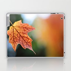 Autumn, the year's last, loveliest smile. Laptop & iPad Skin