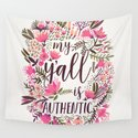 My Y'all is Authentic – Vintage Palette by catcoq