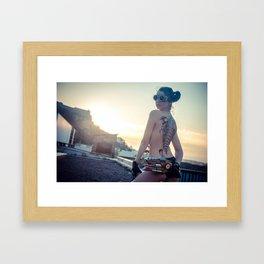 Steamp'Uniko Framed Art Print
