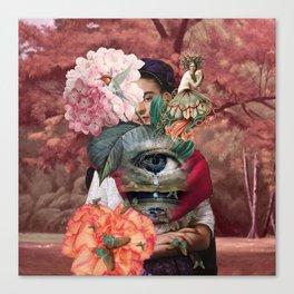 Frida of Coyoacan Canvas Print