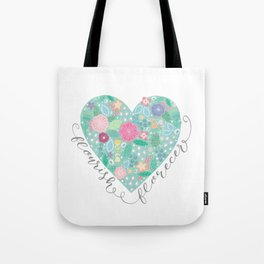 Flourish - Florecer Tote Bag