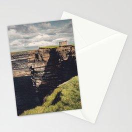 Irish Sea Cliffs Stationery Cards