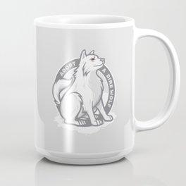Adopt A Dire Wolf Coffee Mug