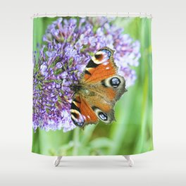 Butterfly XI Shower Curtain