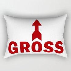 Gross Rectangular Pillow
