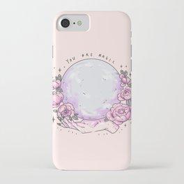 you are magic - pt3 iPhone Case