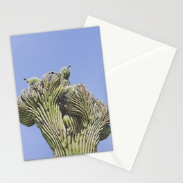 Crested Saguaro Stationery Cards