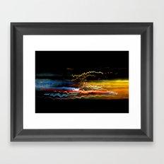BY-PASS_NY 09 Framed Art Print