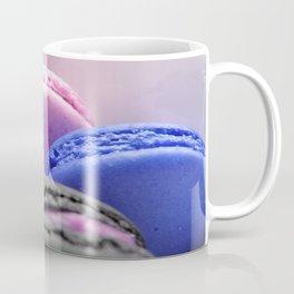 macaroons Pink Lavender Blue Coffee Mug