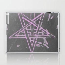 Unholy in Pink Sigil Laptop & iPad Skin