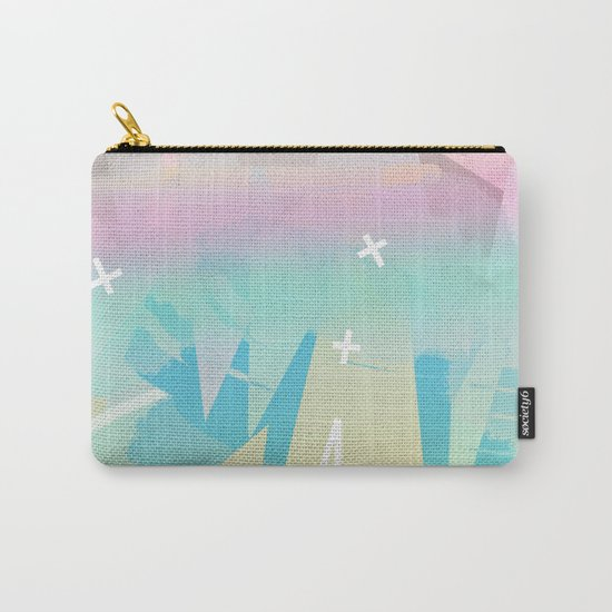 Minimal Pop Carry-All Pouch