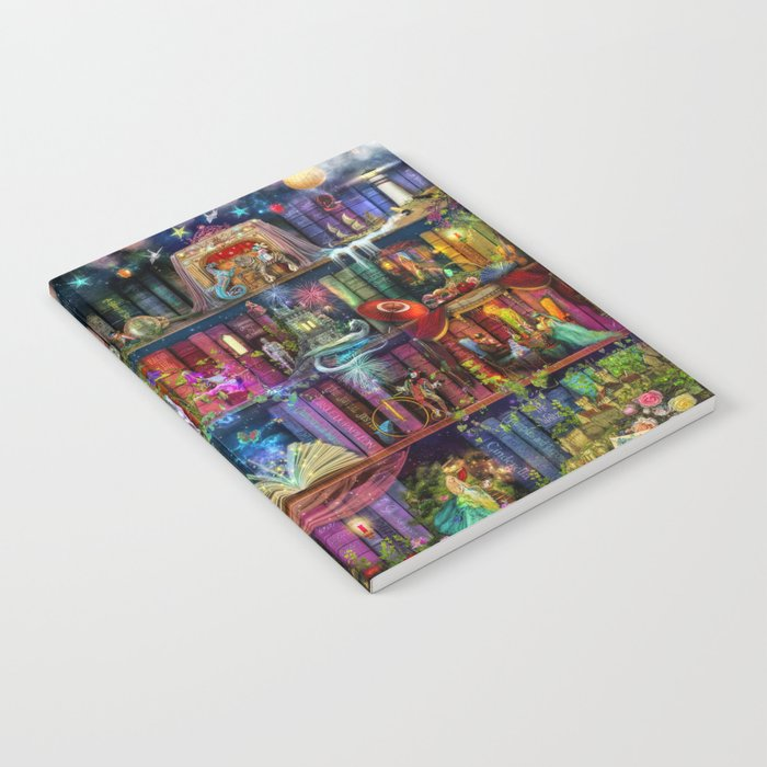 Whimsy Trove - Treasure Hunt Notebook