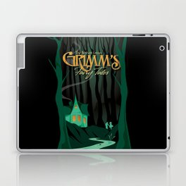 Grimm's Fairy Tales by The Brothers Grimm Laptop & iPad Skin
