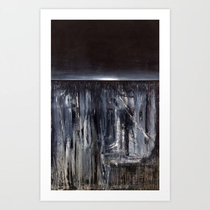 Immortal (oil on canvas) Art Print