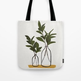 Branches & Bottles Tote Bag