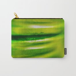 green metall Carry-All Pouch