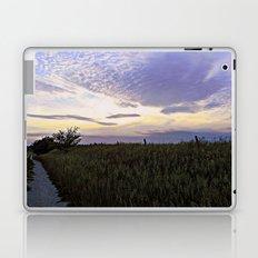 Path and Sky Laptop & iPad Skin
