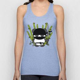 Ninja Panda Unisex Tank Top