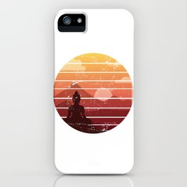 Retro Thailand iPhone Case