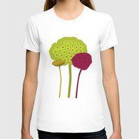 plants T-shirts featuring Plants by Studio CODECO
