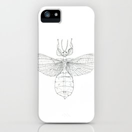 Phyllidae iPhone Case